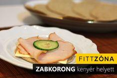 Recept: zabkorong kenyér helyett - FittZona.hu