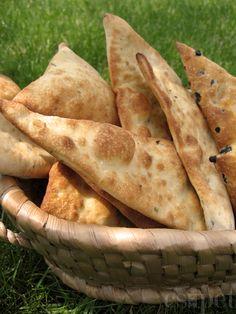 Tart Recipes, Bread Recipes, Cooking Recipes, Healthy Recipes, Hungarian Recipes, Hungarian Food, Salty Snacks, Vegan Pizza, Quick Meals