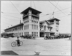 Charleston, East Bay Street, Union Station | Location: Charl… | Flickr