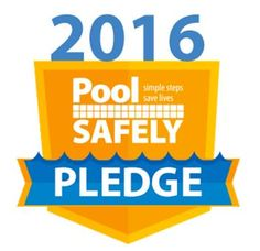 Are you ready for the pool? Take the pool safety pledge and learn how you can save lives: