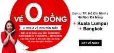 hlethixuanhuong: Bay cùng hàng không Air Asia hàng loạt vé rẻ