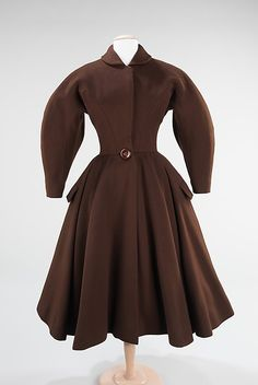 """Cossack"" Charles James Date: 1952 Culture: American Medium: wool Accession Number: 2009.300.402"