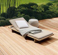 Sabi - Paola Lenti. Master terrace. Yes please, get into my garden!