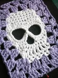 skull crochet에 대한 이미지 검색결과