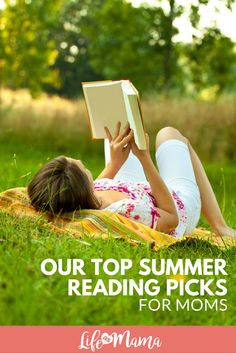"Reading is something we want to do when we can find the time, but being ""kid focused"" 100% of the time, it's hard to know what books to grab! Here's our list of 10 must read books this summer."