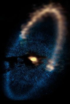 ALMA Reveals Workings of Nearby Planetary System
