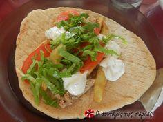Γύρος κοτόπουλο #sintagespareas #giroskotopoulo Mexican, Ethnic Recipes, Food, Essen, Yemek, Mexicans, Meals