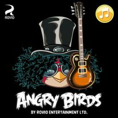 Angry Birds Space Theme (feat. Slash) $0.99