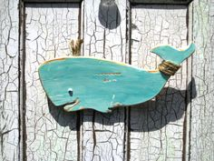 Wood Whale,Childs Room Art,Baby Gift,Beach Decor,Whale Art,Whale Wall Hanging,Reclaim Wood Art,Nursery Art,Sea Creatures,Nautical Home Decor