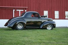 1941 Willys Outlaw Hot Rod Pro Street For Sale (Stock# ALLEN)