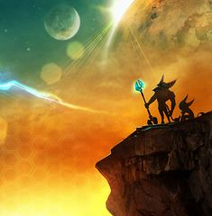 Alister & Ratchet - Pictures & Characters Art - Ratchet & Clank Future: A Crack in Time
