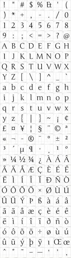 Junge Font · 1001 Fonts