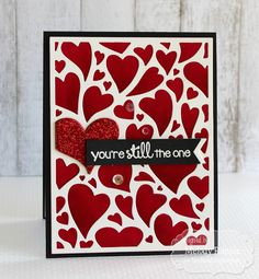 A Paper Melody: Taylored Expression December Sneak Peeks - It's All about the Hearts!