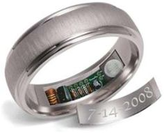 20 Nerdy Wedding Rings
