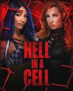 It's official, Becky vs Sasha For the raw women's championship inside Hell In A Cell (PC: ) Becky Lynch, Wwe Lita, Gorgeous Ladies Of Wrestling, Wwe Ppv, Wwe Raw Women, Becky Wwe, Queen Of The Ring, Wwe Sasha Banks, Rebecca Quin