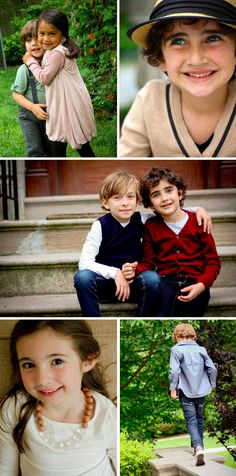 Very cool concept for a store. Panache Box sends out a box of stylish kids clothes each season!