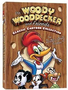 Amazon.com: The Woody Woodpecker and Friends Classic Cartoon Collection: Mel Blanc, Walter Lantz, Tex Avery: Movies & TV