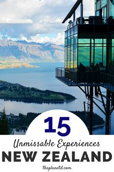 An extensive roundup of the most unique and exciting things to do in New Zealand that go beyond the usual skydiving and bungee jumping favorites. Packed full of beautiful places and bucket list worthy experiences, this New Zealand travel guide includes everything from the Moeraki Boulders to Zorbing to cruising Milford Sound. Adventure travel in New Zealand. | Blog by the Planet D#NewZealand