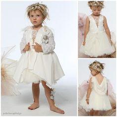 Βαπτιστικό Σύνολο Baby U Rock Greta 21902G10AAC Girls Dresses, Flower Girl Dresses, Rock, Wedding Dresses, Clothes, Fashion, Dresses Of Girls, Bride Dresses, Outfits