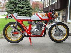 1975 Honda CB200T CaféRacer - Pipeburn - Purveyors of Classic Motorcycles, Cafe Racers & Custom motorbikes
