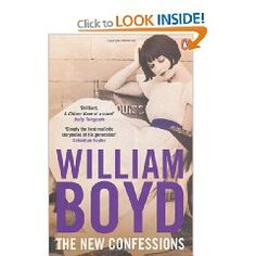 The New Confessions  William Boyd