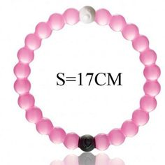 "Small in Pink Lokai Bracelet FEEL FREE TO MAKE ANY BUNDLE. I DO 15% DISCOUNT FOR PURCHASE 2 OR MORE ITEMS IN MY CLOSET.  This Listing For Size  Small in Pink. Brand new in Package Lokai Bracelets Silicone Bangles  Available color for White / Blue / Pink Available size for S (7"")-M(7.5"")-L (8"")-XL (8.5"") Lokai Jewelry Bracelets"