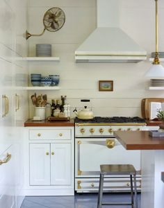 UNA COCINA ABIERTA AL JARDIN / OPEN KITCHEN   desde my ventana   blog de decoración  
