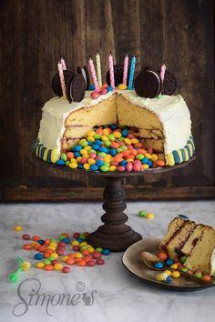 The cake that makes you go 'wow'   Simone's Kitchen