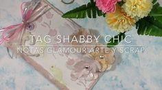 TAG SHABBY CHIC / 10 SÁBADOS 10 TAGS / ALBERT M DORCA INK