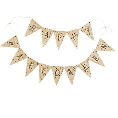 Happy Halloween Pennant Banner | Pier 1 Imports