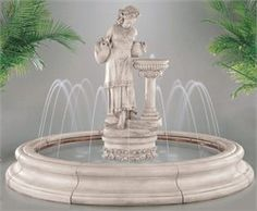 Water Fountains On Pinterest Fountain Water Features