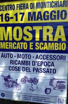 Mostra Mercato e Scambio Auto Moto… a Montichiari 1867e0a3603