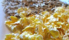Maisflocken für den Maisgott