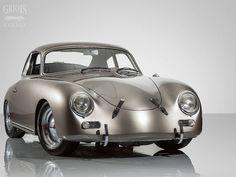 "648 Likes, 5 Comments - porsche 356 (@p.o.r.s.c.h.e.356) on Instagram: ""Porsche 356 Coupe Outlaw #porsche #porsche356 #aircooled #flatfour #rennsport #classic #356 #racing…"""