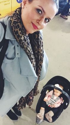 10 Tips for Air Travel with a Baby | BondGirlGlam.com