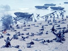 During World War II the Battle of Normandy, which lasted from June 1944 to August resulted in the Allied liberation of Western Europe from Battle Of Normandy, D Day Normandy, Normandy Invasion, Ww2 Pictures, Ww2 Photos, Ramses, Military Drawings, History Of Photography, War Photography