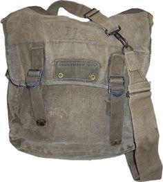 Vintage WW II M36 Musette Shoulder Bag
