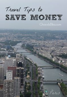 10 Budget Travel Tips to save money on your next family vacation!