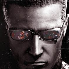 Albert Wesker Biohazard gifs - Yahoo Image Search Results