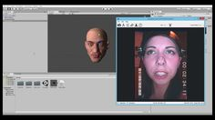 This tutorial shows you the basics of streaming live facial tracking data Faceware Live Server to Live Client for Unity to generate live facial animation. Motion Capture, Unity, Live