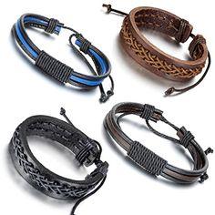 Aroncent 4PCS Retro Armband für Damen und Herren, Mehrrei... https://www.amazon.de/dp/B01CJPPXZK/ref=cm_sw_r_pi_dp_HMnvxbS186VG2