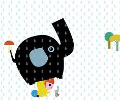 Jour de pluie  Candice Hayat via Flickr.
