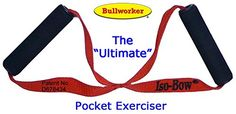 Iso-Bow – Portable Fitness