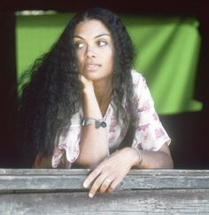 Amel Larrieux. LOVE her, her voice, her music, and her spirit. Whenever she comes to town to do a show I'm there.