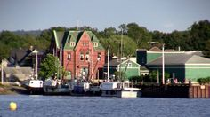 Tour Annapolis Royal, Nova Scotia