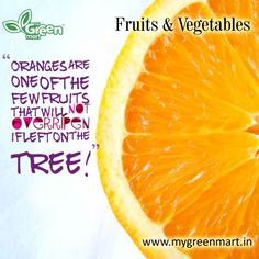 Oranges are one of the few fruits that will not overripen if left on the tree! Fruit Quotes, Food Quotes, Health Drinks Recipes, Funny Health Quotes, Summer Meal Planning, Kids Meal Plan, Cooking Classes For Kids, Fruit In Season, Kids Diet