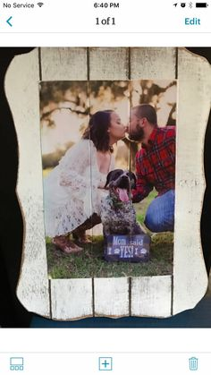 Personalized Wooden Photo  12.5x13 FREE SHIPPING by TrophyRacks on Etsy https://www.etsy.com/listing/495159558/personalized-wooden-photo-125x13-free