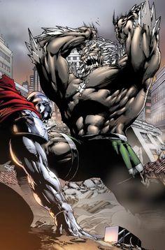 Steel v Doomsday: I'm not even the real Superman. Death Of Superman, Superman Family, Real Superman, Make A Comic Book, Comic Books Art, Comic Art, Book Art, Big Barda, Comic Villains