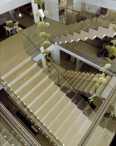 Restaurant - Milano (Italy) - Parqcolor Stair Treads