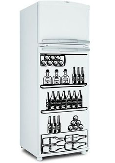 adesivos para geladeira 02